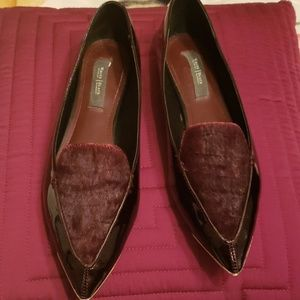 White House Black Market Scarlett loafer